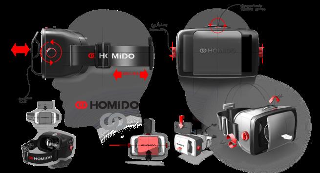 homido-1